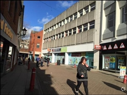 16,860 SF High Street Shop for Rent  |  1 Worcester Street, Kidderminster, DY10 1EA