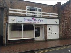 604 SF High Street Shop for Rent  |  10 Leg Street, Oswestry, SY11 2NL