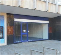 1,125 SF High Street Shop for Rent  |  3 Church Street, Peterborough, PE1 1XB