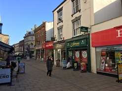 685 SF High Street Shop for Rent  |  17 Eign Gate, Hereford, HR4 OAB