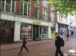 4,399 SF High Street Shop for Rent  |  88 - 91 New Street, Birmingham, B2 4BA
