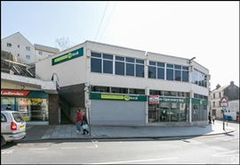 5,143 SF High Street Shop for Rent  |  2 Market Street, Torquay, TQ1 3AQ