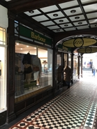 658 SF High Street Shop for Rent  |  5 St Ann's Passage, Manchester, M2 6AD