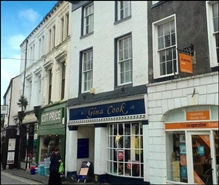 313 SF High Street Shop for Rent  |  18 Market Street, Ulverston, LA12 7LR