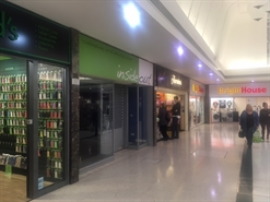 922 SF Shopping Centre Unit for Rent  |  Unit 46, Four Seasons Shopping Centre, Mansfield, NG18 1SU