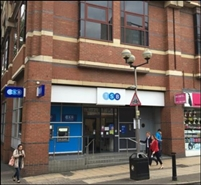 2,071 SF High Street Shop for Rent  |  1 Kings Parade, Birmingham, B4 7SY
