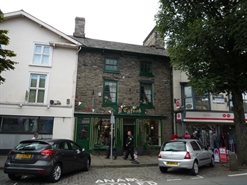 554 SF High Street Shop for Rent  |  48 High Street, Bala, LL23 7AB