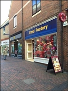 935 SF Shopping Centre Unit for Rent  |  Unit 19, 6 Gomond Street, Hereford, HR1 2AJ