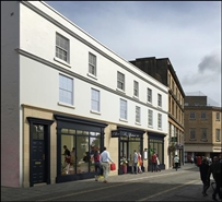 2,163 SF High Street Shop for Rent  |  16 - 18 Lower Borough Walls, Bath, BA1 1QU