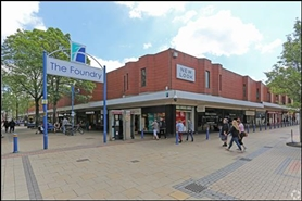 875 SF Shopping Centre Unit for Rent  |  48 High Street, Scunthorpe, DN15 6SB