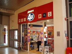 329 SF Shopping Centre Unit for Rent  |  Kiosk 2, Bay View Shopping Centre, Colwyn Bay, LL29 8DG