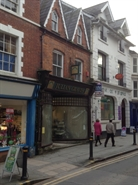 1,261 SF High Street Shop for Rent  |  25 High Street, Cardigan, SA43 1JG