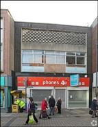 1,964 SF High Street Shop for Rent  |  5 Strait Bargate, Boston, PE21 6EE