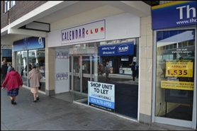 706 SF Shopping Centre Unit for Rent  |  20B Church Street, St Helens, WA10 1BD