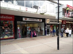 973 SF High Street Shop for Rent  |  3 East Walk, Harlow, CM20 1JH