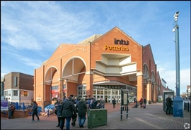 1,815 SF Shopping Centre Unit for Rent  |  Unit 6 & 8, Intu Potteries, Stoke On Trent, ST1 1PS