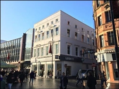 1,986 SF High Street Shop for Rent  |  9 - 11 Whitechapel, Liverpool, L1 6DS