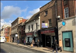 3,495 SF High Street Shop for Rent  |  9 - 10 George Street, Richmond, TW9 1JY