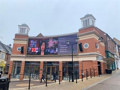 1,665 SF Shopping Centre Unit for Rent  |  Unit 25 Vicar Lane Shopping Centre, Chesterfield, S40 1PY