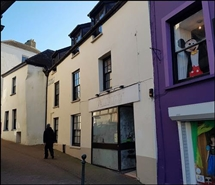 2,230 SF High Street Shop for Sale  |  17 Guildhall Square, Carmarthen, SA31 1PR