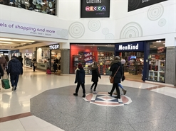 2,518 SF Shopping Centre Unit for Rent  |  Unit 6, The Mercury Mall, Romford, RM1 3EE