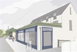 3,141 SF Out of Town Shop for Rent  |  Querns Lane, Cirencester, GL7 1RH