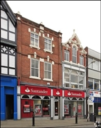 1,161 SF High Street Shop for Rent  |  43 - 45 Great Underbank, Stockport, SK1 1NE