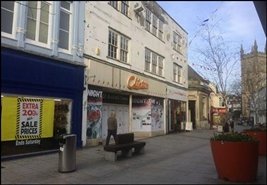 1,781 SF High Street Shop for Rent  |  18 Fore Street, St Austell, PL25 5EP
