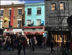 549 SF High Street Shop for Rent  |  186 Camden High Street, London, NW1 8QP
