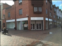 2,537 SF Shopping Centre Unit for Rent  |  Units 13/14, Maylord Shopping Centre, Hereford, HR1 2DS