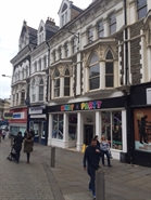 3,777 SF High Street Shop for Rent  |  4 5 Commercial Street, Newport, NP20 1HE
