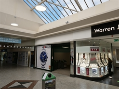 1,478 SF Shopping Centre Unit for Rent  |  Unit 15, Ankerside Shopping Centre, Tamworth, B79 7LG