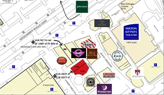 Shopping Centre Unit for Rent  |  Unit G1 12TH STREET, Milton Keynes, MK9 3PT