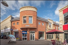 6,394 SF Retail Park Unit for Rent  |  Unit C 15-16 The Swan Centre, The Swan Centre, Rugby, CV21 3EB