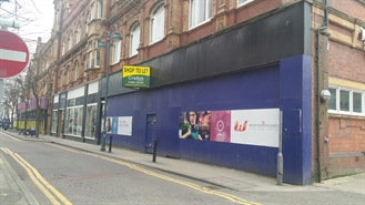 3,950 SF High Street Shop for Rent  |  131 Powis Street, Woolwich, SE18 6JL