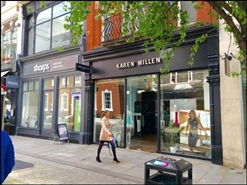 2,255 SF High Street Shop for Rent  |  48 King Street, Manchester, M2 4LG