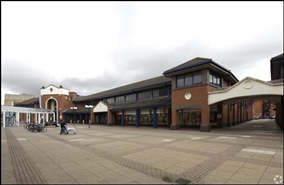 3,854 SF Shopping Centre Unit for Rent  |  Unit 1/28, Rivergate Shopping Centre, Peterborough, PE1 1EL