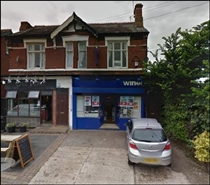 439 SF High Street Shop for Rent  |  133 Worcester Road, Stourbridge, DY9 0NW