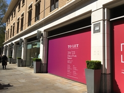 753 SF High Street Shop for Rent  |  20 Duke of York Square, London, SW3 4LY