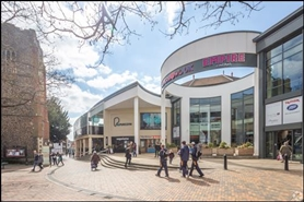 2,150 SF Shopping Centre Unit for Rent  |  Rmu1, Buttermarket Shopping Centre, Ipswich, IP1 1DT