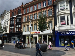 2,656 SF High Street Shop for Rent  |  6 - 7 St John Street, Cardiff, CF10 1GJ