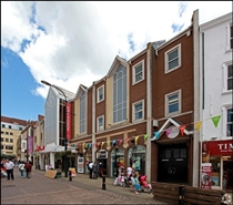 890 SF Shopping Centre Unit for Rent  |  Unit Su23, Market Walk Shopping Centre, Northampton, NN1 2EB