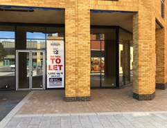 1,095 SF Out of Town Shop for Rent  |  Unit 12, The Square, Milton Keynes, MK10 7HN