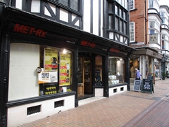 377 SF High Street Shop for Rent  |  7 Buttermarket, Ipswich, IP1 1BE