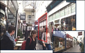 200 SF High Street Shop for Rent  |  The Hayes, Cardiff, CF10 1AE