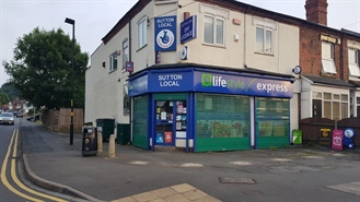 High Street Shop for Rent  |  373 375 Jockey Road, Sutton Coldfield, B73 5XH
