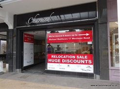 775 SF High Street Shop for Rent  |  5 Westover Road, Bournemouth, BH1 2BY
