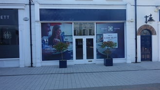 2,305 SF Shopping Centre Unit for Rent  |  13 Lisburn Square, Lisburn, BT28 1TS