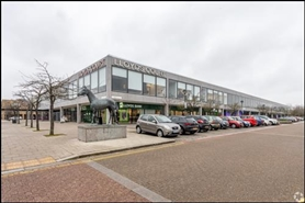 1,075 SF High Street Shop for Rent  |  Unit 23a, Lloyds Court, Milton Keynes, MK9 3AE