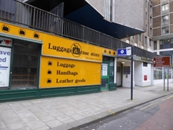 1,109 SF High Street Shop for Rent  |  Unit E, Nelson House, Bristol, BS1 2PY